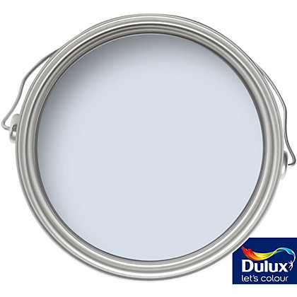 Image for Dulux Once Blueberry White - Matt Emulsion Paint - 50ml Tester from StoreName