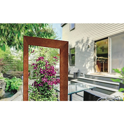 Image for Whites Montage Oxy-Shield Freestanding Trellis - 1.8m from StoreName