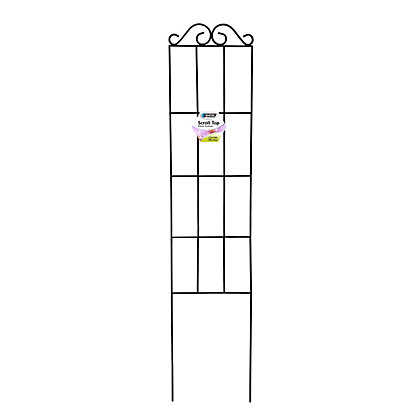 Image for Whites Plant Trainer Scroll Top - 95 x 20cm / Black from StoreName