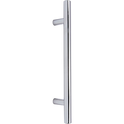 Image for T-Bar Door Handle - Polished Chrome from StoreName