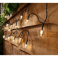 35 Butterfly Solar String Lights