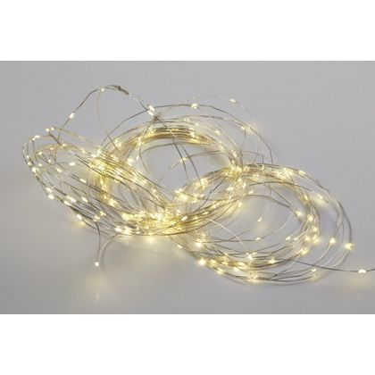 200 LED Solar Copper Wire String Lights