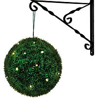 20 LED Solar Grass Ball Lights