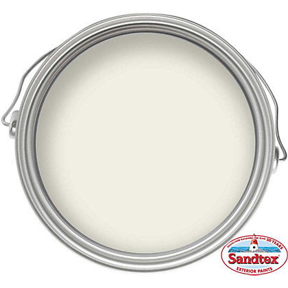 Image for Sandtex Microseal Smooth Masonry Paint Cotton Belt - 5L from StoreName
