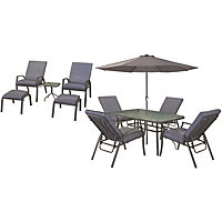 Vilamoura Dining Set and Tea for Two