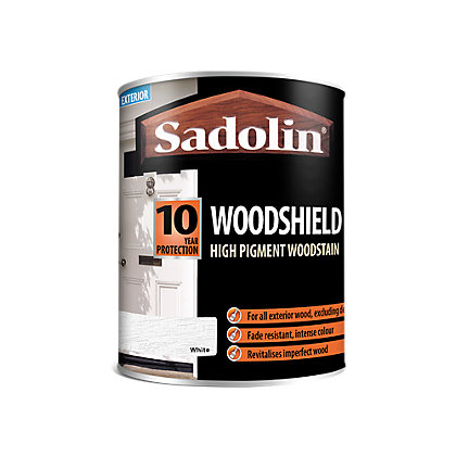 Image for Sadolin Woodshield White - 750ml from StoreName
