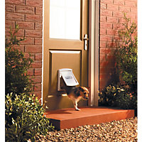 Staywell Small 2-Way Locking Pet Door.