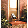 Staywell Small 2-Way Pet Door - White.