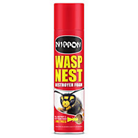 Nippon Wasp Nest Destroyer Aerosol - 300ml