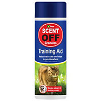 Scent Off Granules Cat Repeller - 600g