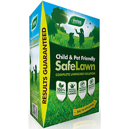Image for Westland Safe Lawn Natural Lawn Feed - 80m2 from StoreName