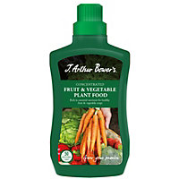 J Arthur Bowers Concentrated Fruit and Vegetable Feed - 1L