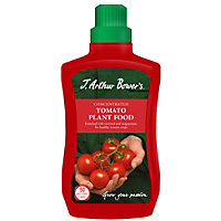 J Arthur Bowers Concentrated Tomato Feed - 1L
