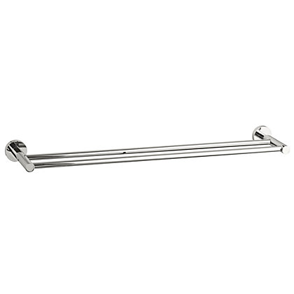 Image for Mondella Resonance Double Towel Rail - 60cm from StoreName