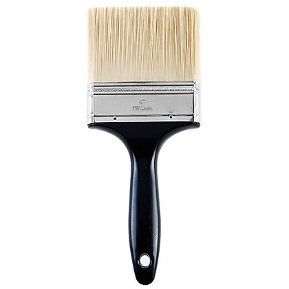 Image for Pioneer Flat Exterior Brush - 4in from StoreName