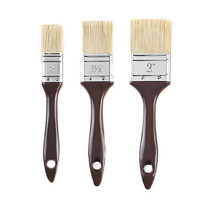 Image for Pioneer Timbercare Brush Set - 3 piece from StoreName