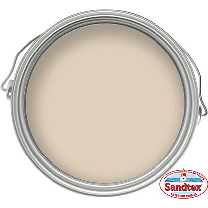 Image for Sandtex Microseal Smooth Masonry Paint Country Stone - 10L from StoreName