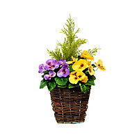 Artificial Planted Container