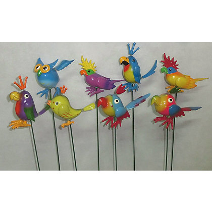 Image for Decorative Bird Garden Stakes in Assorted Designs - 60cm from StoreName