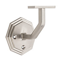 Richard Burbidge Bracket - Brushed Nickel