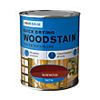 Quick Drying Woodstain - Rosewood - 750ml