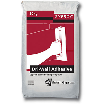 Image for Gyproc Dri-Wall Adhesive - 10kg from StoreName