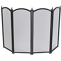 Four Way Fire Screen - 21inch