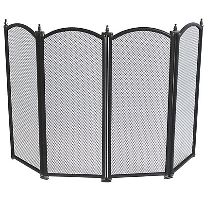 Image for Four Way Fire Screen - 21inch from StoreName