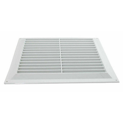 Image for Louvre Vent - 229 x 229mm - Plastic from StoreName