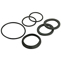 Universal Replace Waste Washers - 40mm - 6 Pack