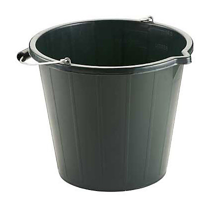 Image for Strata Green Bucket - 12L from StoreName