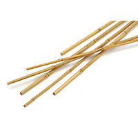 Garden Bamboo Canes - 3ft (Pack Of 10)