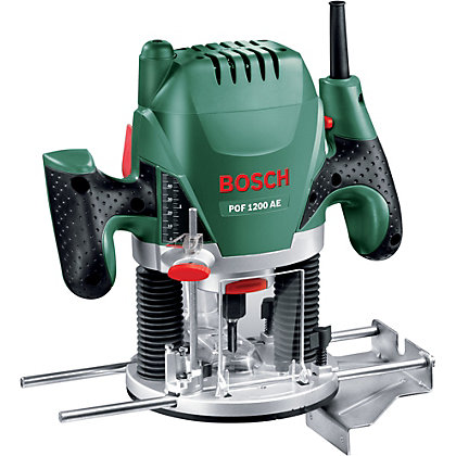 Image for Bosch POF 1200 AE Electric 1200W Router from StoreName