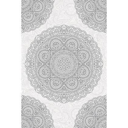 Image for Fine Decor Shangrila Mandala Colouring Wall Sticker from StoreName