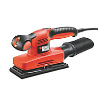 Black and Decker Compact 1/3 Sheet Sander - 240W
