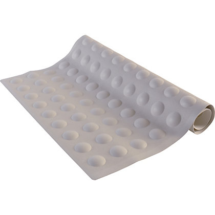 Image for Croydex Heavy Duty Bath Mat - White from StoreName