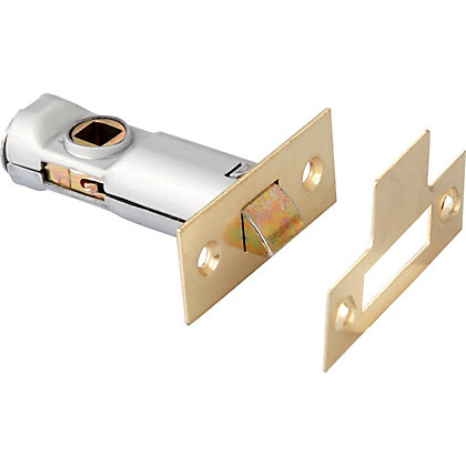 Image for Latch - Brass Finish - 64mm from StoreName