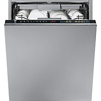 CDA WC600 Fully Integrated Full Size Intelligent Dishwasher