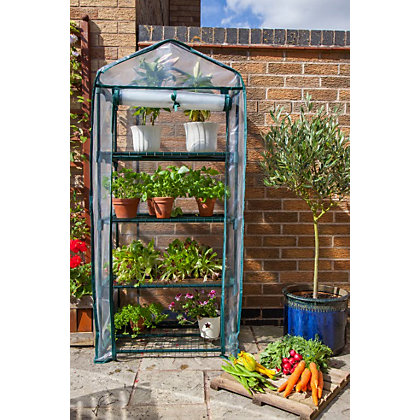 Image for Sprout PVC 4 Tier Greenhouse from StoreName