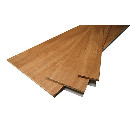 Image for Trojan Oak Panelplas - 2440 x 150mm 18mm from StoreName
