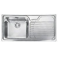 Franke Galassia Kitchen Sink Right Hand Bowl