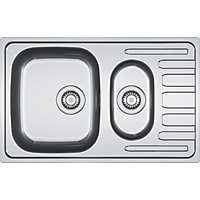 Estillo Kitchen Sink - 1.5 Bowl