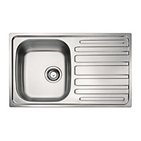 Estilo Euroset Kitchen Sink - 1 Bowl