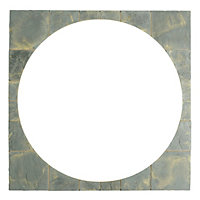 Stylish Stone Chantry Circle Squaring Off Kit 2.4m - Antique