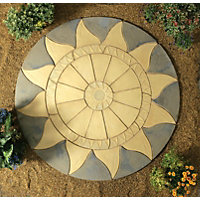 Stylish Stone Sunflare Circle Kit 2.56m