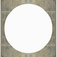 Stylish Stone Sunflare Circle Squaring Off Kit 2.56m - Rustic Sage