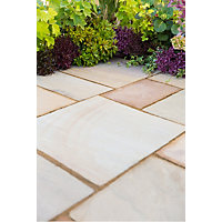 Stylish Stone Natural Sandstone 10.2sq m - Scottish Glen
