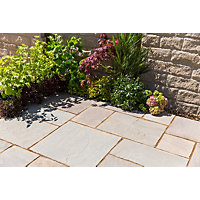 Stylish Stone Natural Sandstone 10.2sq m - Cornfield