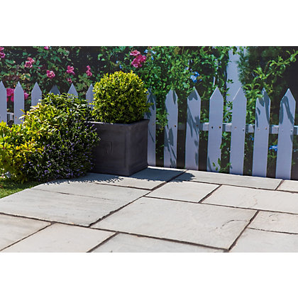 Image for Stylish Stone Natural Sandstone 15.3sq m - Lakefell from StoreName