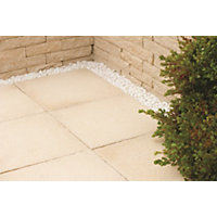Stylish Stone Cambridge Textured Paving 450 x 450mm - Full Pack - Sand
